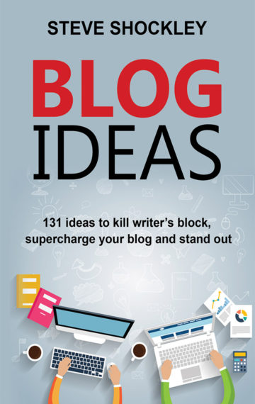 Blog Ideas (Ebook)